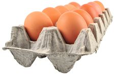 Free Packing Of Eggs Stock Photo - 14014810