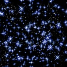 Free Star Field Royalty Free Stock Photography - 14014877
