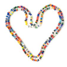 Free Heart Chain Royalty Free Stock Images - 14014949