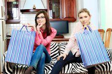 Free Buyings Royalty Free Stock Image - 14015146