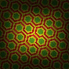 Abstract Illustration Of Classical Pattern Stock Image
