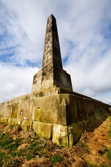 Free The Monument Royalty Free Stock Photos - 14015988