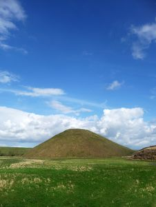 Free Silbury Hill Stock Photography - 14016622
