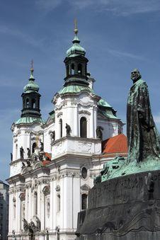 Free Overshadower Of Prague Royalty Free Stock Image - 14017046