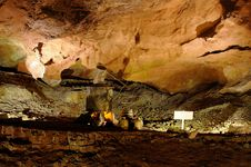 Free Moonshine Still In Lost Sea Cave Stock Photography - 14017162