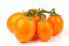 Free Fresh Tomatoes Royalty Free Stock Photography - 14017887