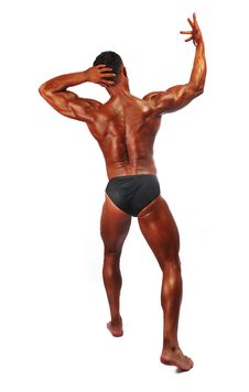 Free Bodybuilder Strong Royalty Free Stock Photo - 14018155
