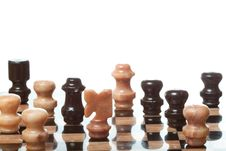 Free Marble Chess Stock Photos - 14018603