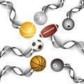 Free Set Of Balls Stock Photo - 14020800