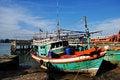 Free Fishermen Village At Phuket Thailand Stock Photo - 14021270