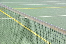 Free Tennis Net Royalty Free Stock Image - 14020196