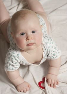 Free Baby Girl Royalty Free Stock Images - 14020579