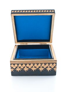 Free Casket For Storage Of Jewelry Stock Photos - 14020873