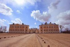 Free Palace Stock Image - 14021261