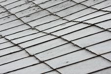 Free Iron Plate Roof Royalty Free Stock Photo - 14022165