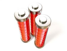Free Battery Royalty Free Stock Images - 14022209