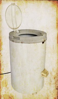 Free Spin Dryer Royalty Free Stock Image - 14022286