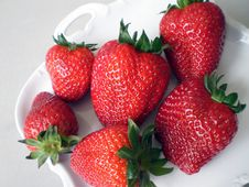 Free Strawberries Stock Image - 14022481