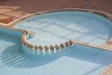 Free Meknes Swimming Pool Royalty Free Stock Image - 14023306