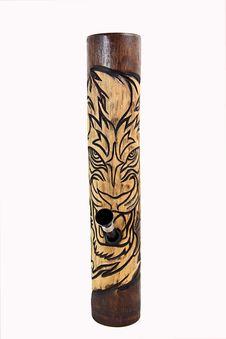 Free Bamboo Bong Stock Images - 14023574