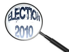 Free Election Inspection Stock Photography - 14023762