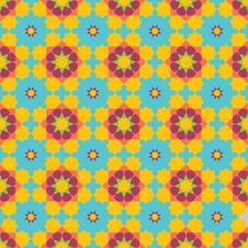 Free Geometric Ornament Royalty Free Stock Image - 14024426