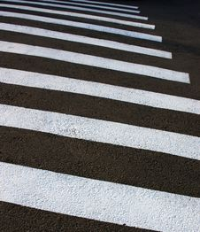 Free Crosswalk Stock Image - 14025011