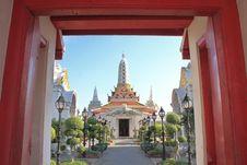 Free Pagoda,Thailand Stock Photos - 14025553