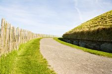 Free UNESCO - Newgrange Ireland Stock Photo - 14025590