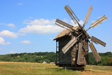 Free Windmill Stock Photography - 14025722