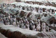 Free Terracotta Army Stock Images - 14025994