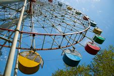 Free Ferris Wheel Stock Photo - 14026320