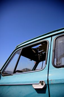 Free Old Car Door Royalty Free Stock Photos - 14027268