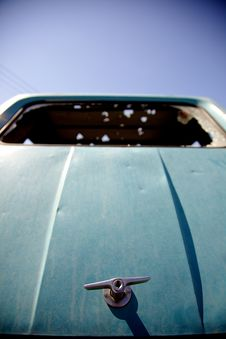 Free Old Car Backdoor Stock Images - 14027384