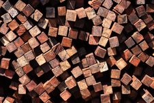 Background Of Wood Stock Royalty Free Stock Images