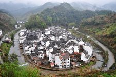 Free Chinese Ancient Town Stock Image - 14028551
