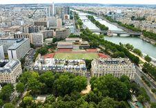 Free Paris View Royalty Free Stock Photo - 14029335