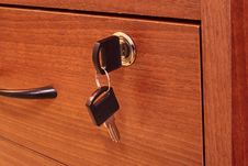 Free Keys. Royalty Free Stock Images - 14029339
