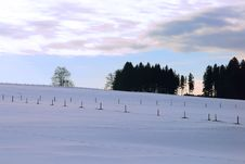 Winter Bavaria Stock Photos