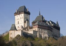 Free Karlstejn Royalty Free Stock Images - 14029829