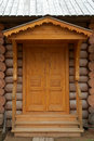 Free Front Country Wood Door Royalty Free Stock Images - 14036909