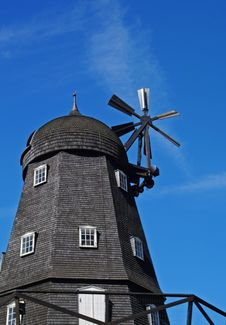 Free DANISH WINDMILL Stock Photo - 14030600