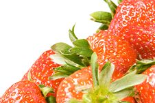 Free Strawberries Royalty Free Stock Photo - 14031945