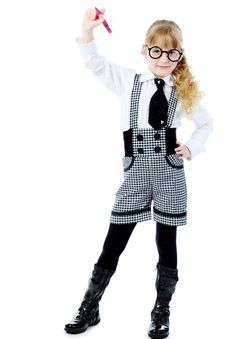 Free Schoolgirl Royalty Free Stock Photo - 14031975