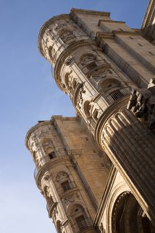 Free Malaga, Spain Stock Images - 14032654