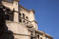 Malaga, Spain Royalty Free Stock Image