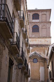 Free Malaga, Spain Royalty Free Stock Photo - 14032905