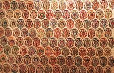 Free A Piece Of A Persian Carpet Stock Photography - 14032992