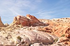 Free Valley Of Fire Stock Photo - 14033250