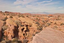 Free Valley Of Fire Stock Image - 14033261